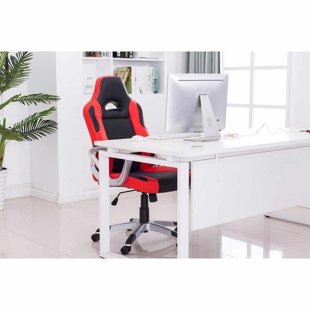 La chaise gaming IWMH Gaming Baquet Sport