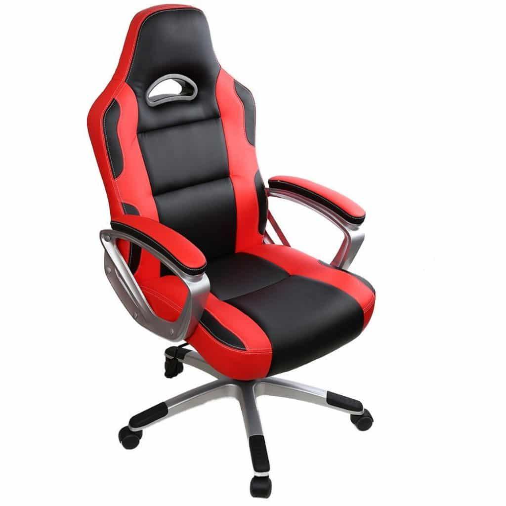 Très design mais à le fois très facile à monter, on adore cette chaise pour gamer