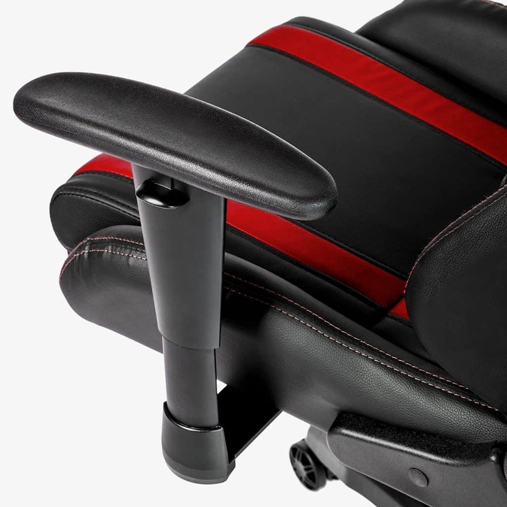 La chaise TecTake est valeur sur en terme de chaise gaming, un investissement que vous n'allez pas regretter