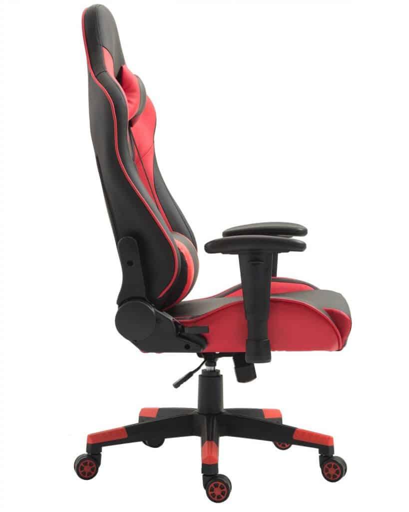 Cette chaise pour gamer convient à toutes les morphologies