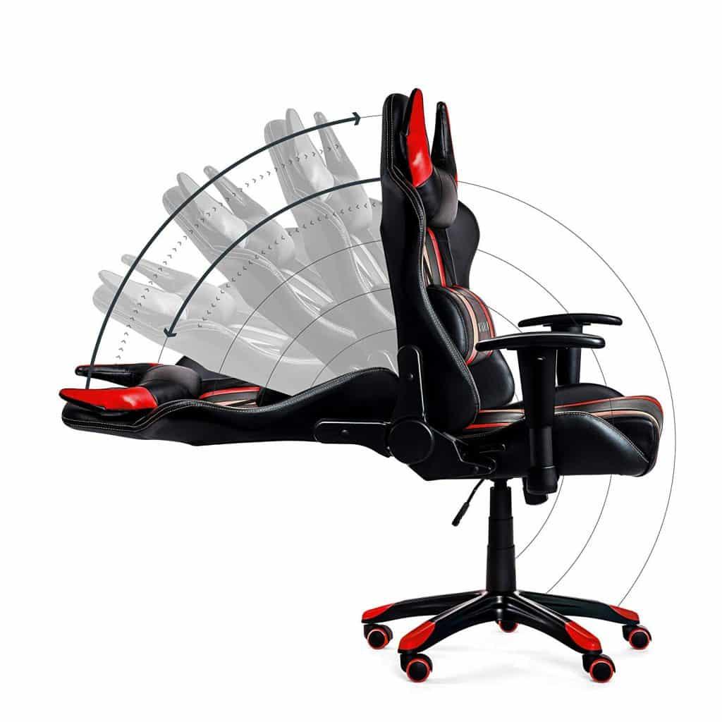 De par la qualité et le confort de ce fauteuil, Diablo en surprend encore plus d'un