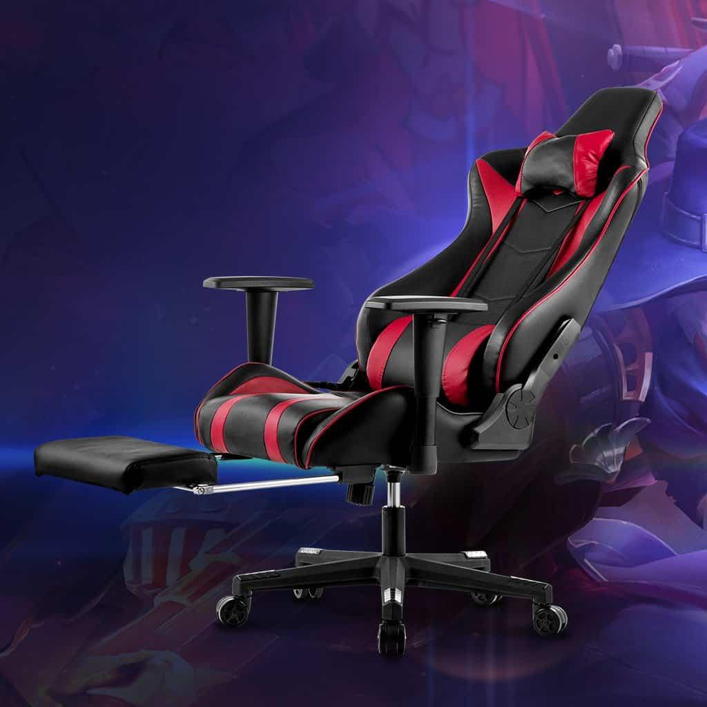 La Chaise Gaming Langria Style Racing est d'un confort inégalé